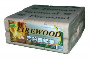 BIO BLOCK Firewood Makes it Earth Day Every Day!