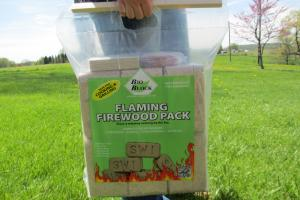 Introducing our NEW FLAMING FIREWOOD PACK
