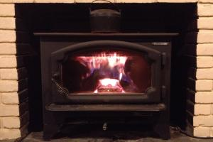 Heating with Wood is on the Increase