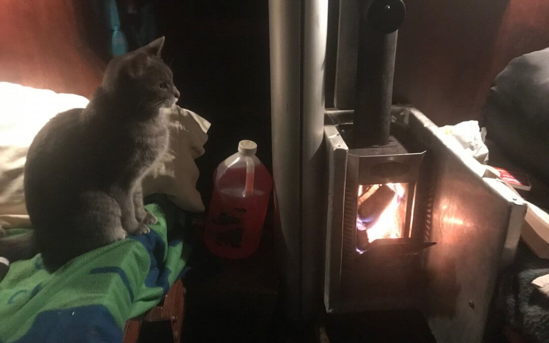 Fantastic To Burn In A Small Stove On A Sailboat