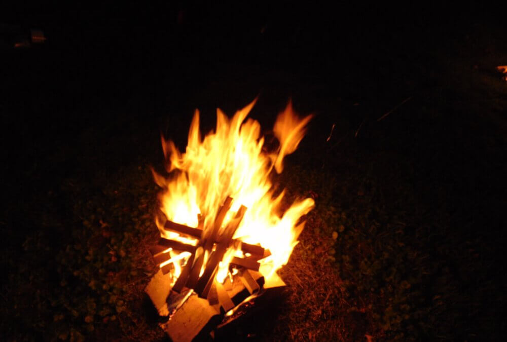 It's Time for Campfires and Camping!
